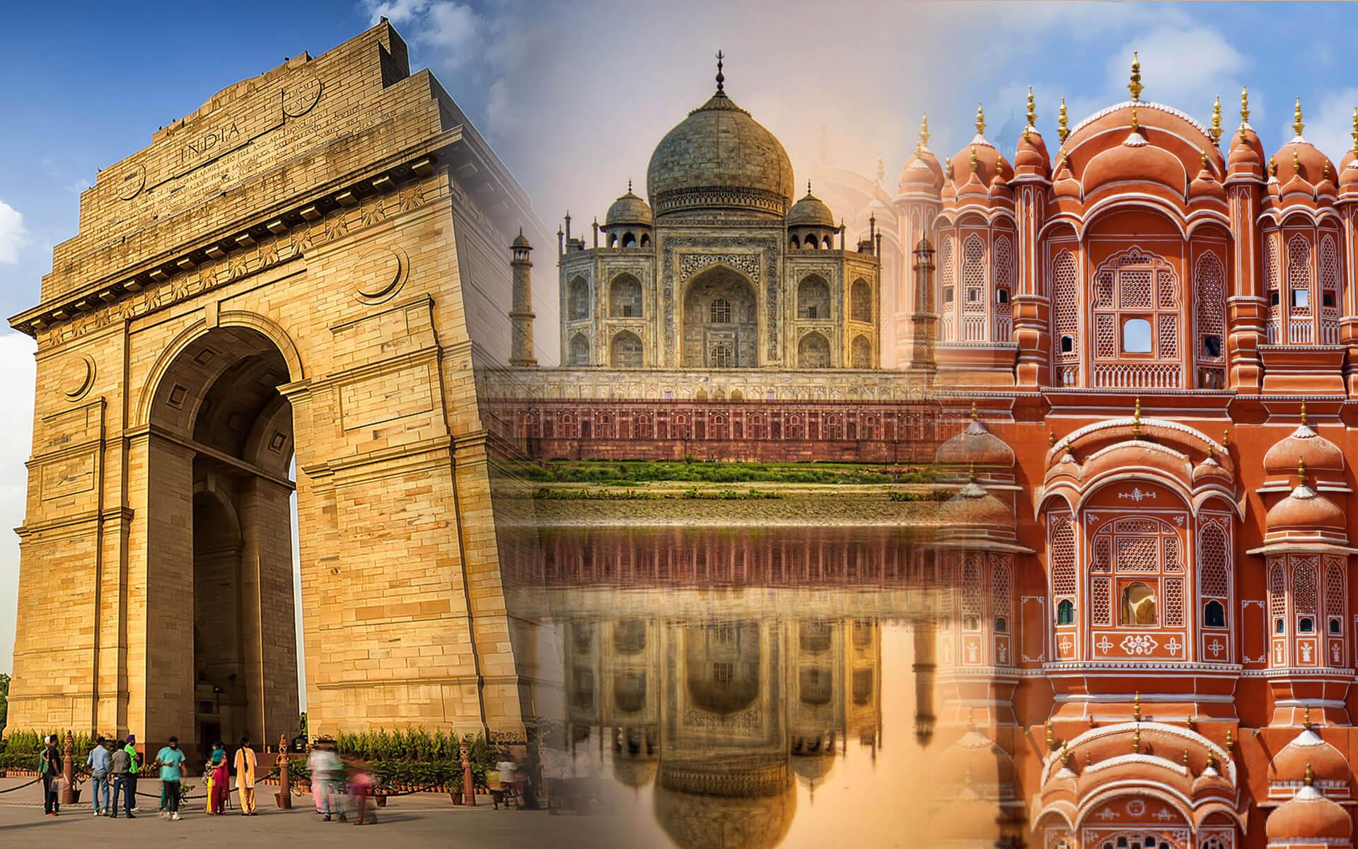 Delhi Agra Jaipur Package