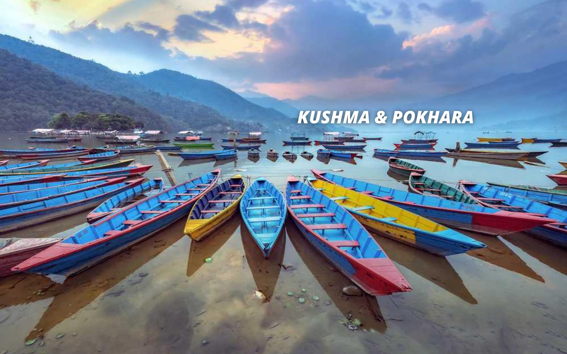 Kushma & Pokhara 04 Days Package